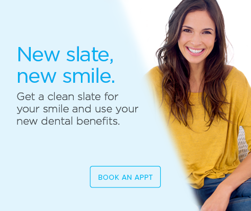 Chino Smiles Dentistry and Orthodontics - New Year, New Dental Benefits